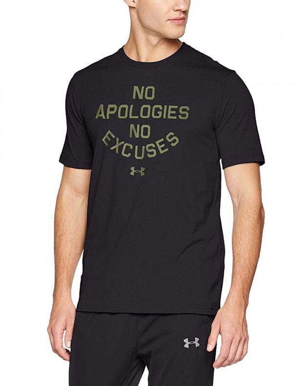 UNDER ARMOUR No Apologies Tee Black