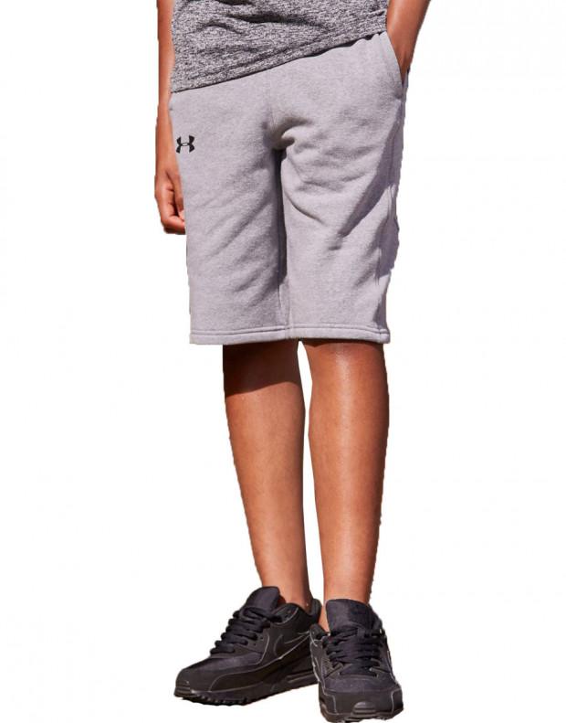 UNDER ARMOUR Threadborne FT Shorts Grey
