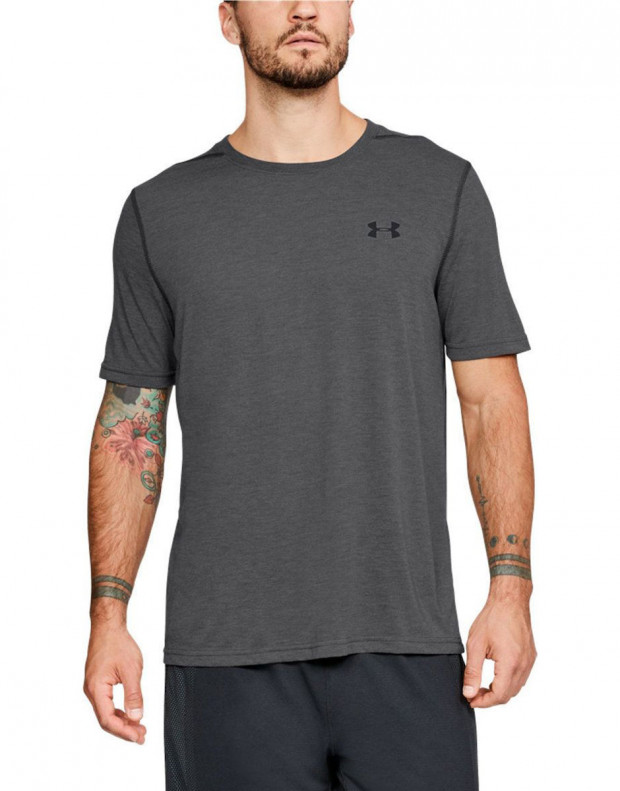 UNDER ARMOUR Threadborne Siro Tee Carbon