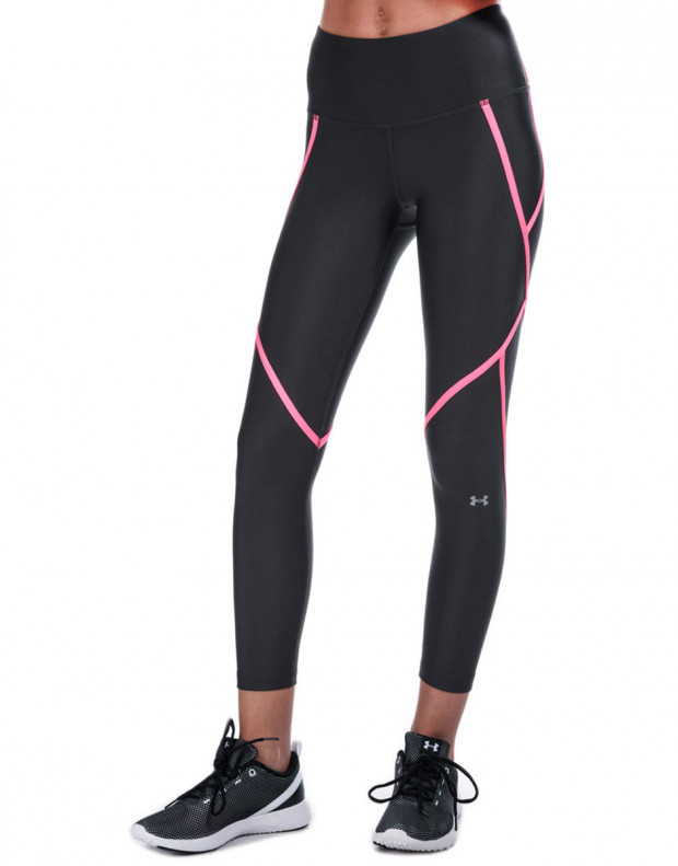 UNDER ARMOUR Ankle Crop Tights Black