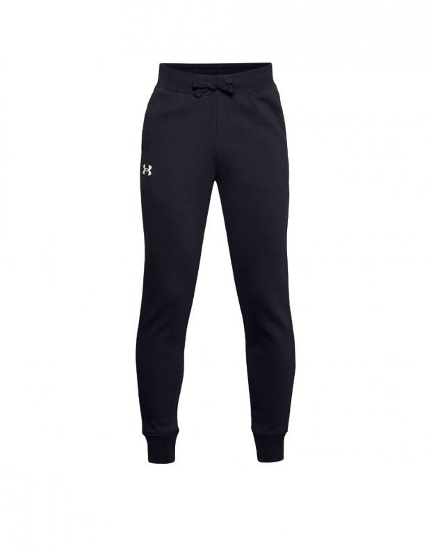 UNDER ARMOUR Rival Cotton Pants Black