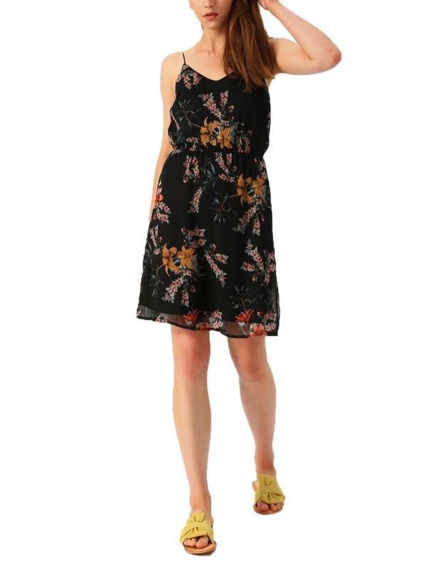 VERO MODA Kleid Dress Black