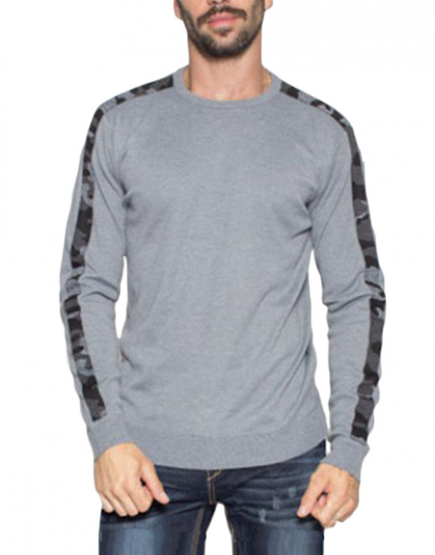 MZGZ Shock Pullover Grey