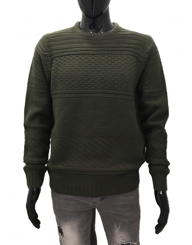 MZGZ Sillow Pullover Kaki