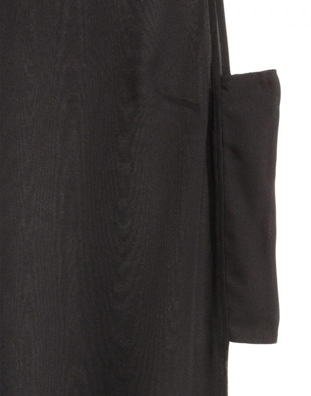 H&M Crepe Tunic Black - 3