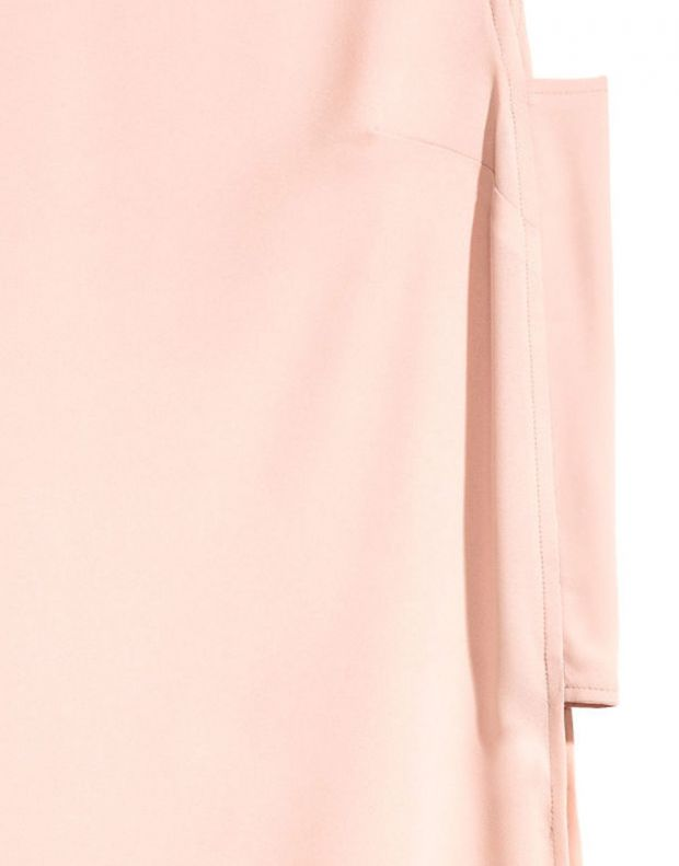 H&M Crepe Tunic Pink - 3