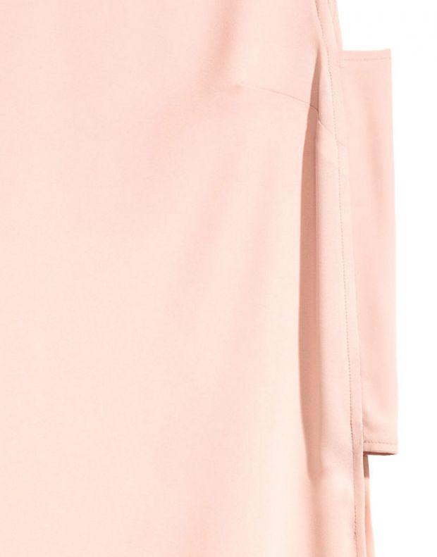 H&M Crepe Tunic Pink - 3