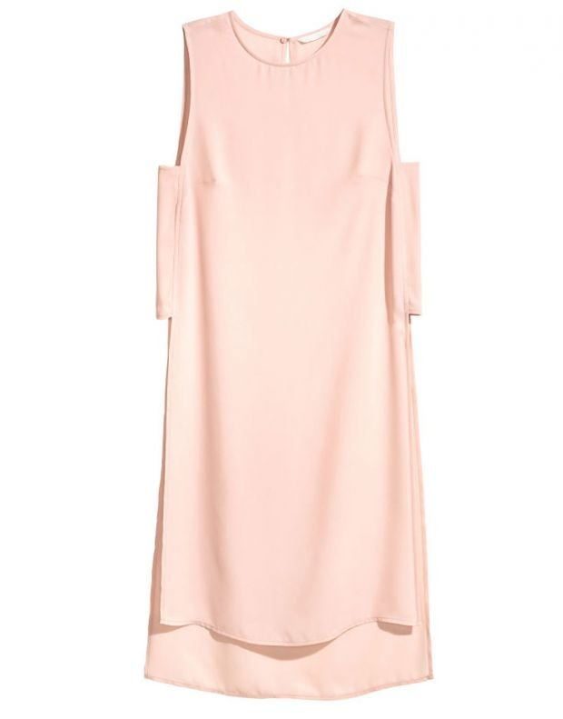 H&M Crepe Tunic Pink - 2