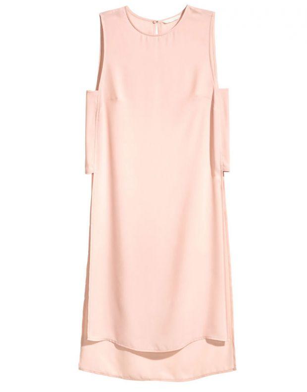 H&M Crepe Tunic Pink - 2