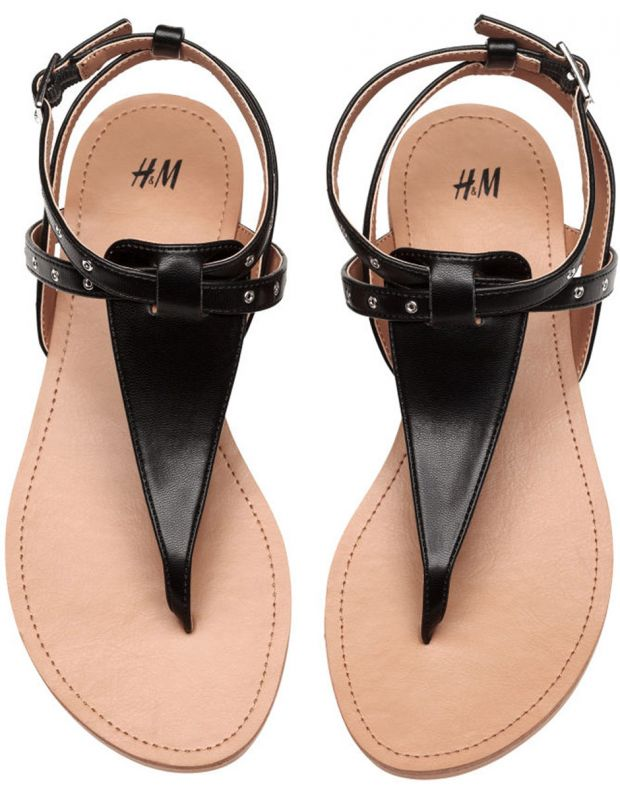 H&M Toe-Post Sandals - 3