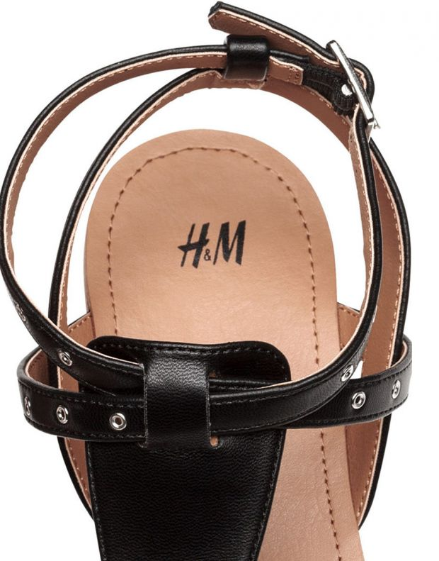 H&M Toe-Post Sandals - 4