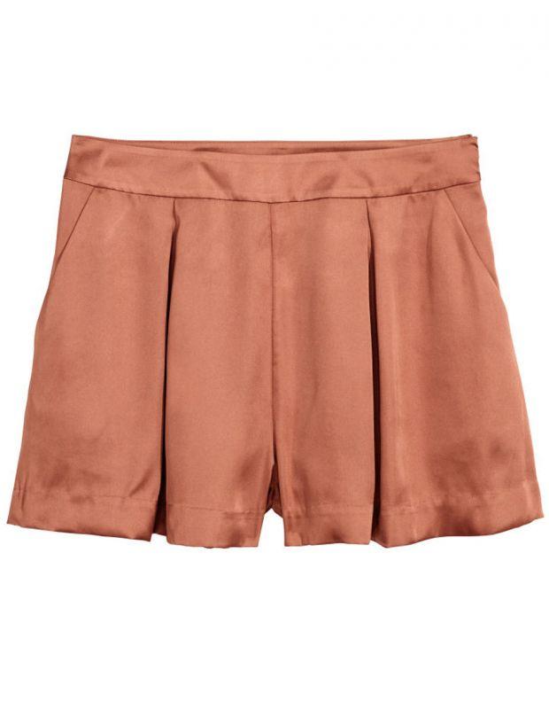 H&M Satin Shorts - 9071/rose - 2