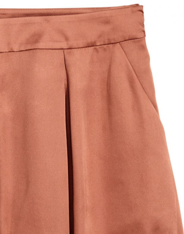 H&M Satin Shorts - 9071/rose - 3
