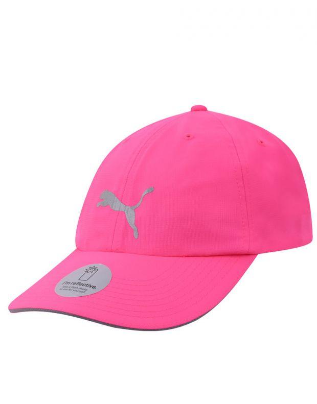 PUMA Running Cap Pink - 1