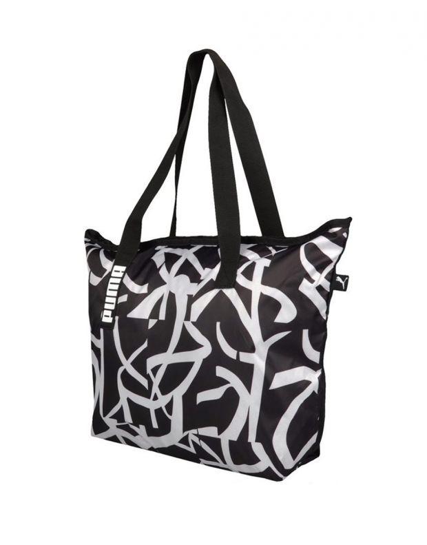 PUMA Core Active Shopper Bag Black - 3