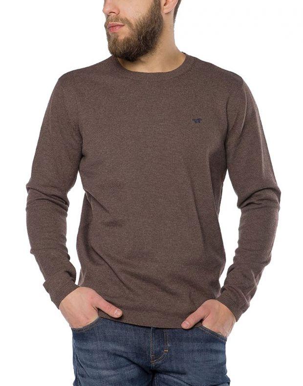MUSTANG Basic Pullover - 1