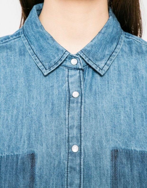 MUSTANG Denim Classic Shirt - 1005092/5000 - 4
