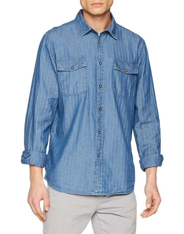 MUSTANG Denim Casual Shirt - 1