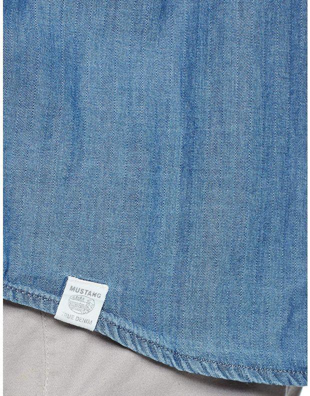 MUSTANG Denim Casual Shirt - 1005217/5375 - 3