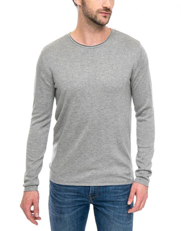 MUSTANG Pullover Grey - 1005435/4140 - 1