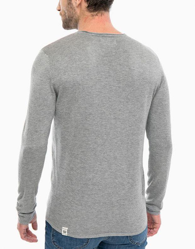 MUSTANG Pullover Grey - 1005435/4140 - 2