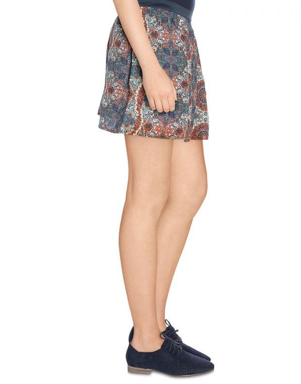 VERO MODA Cream Ethno Print Skirt - 2