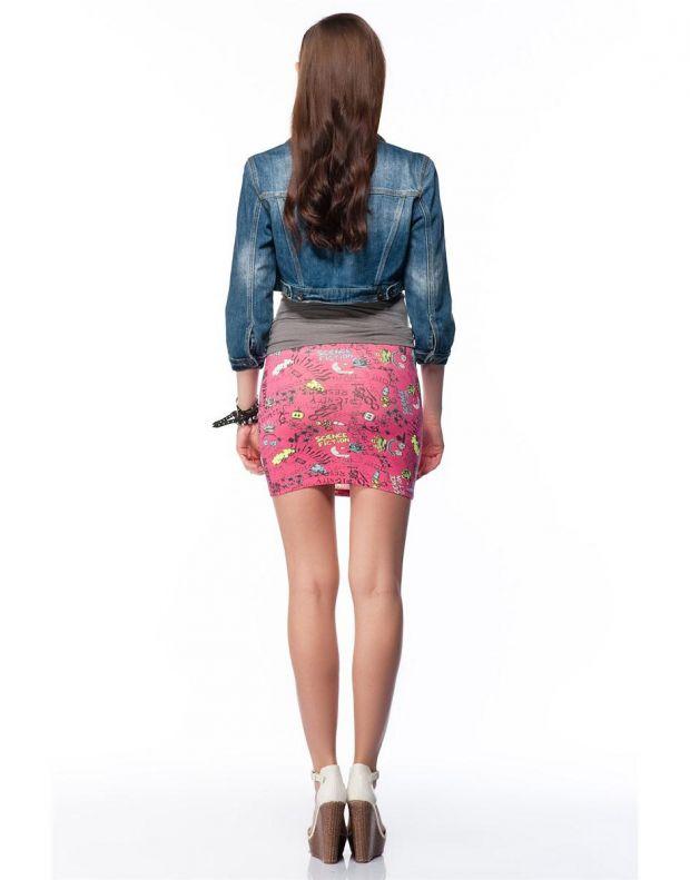 BERSHKA Printed Skirt - 2