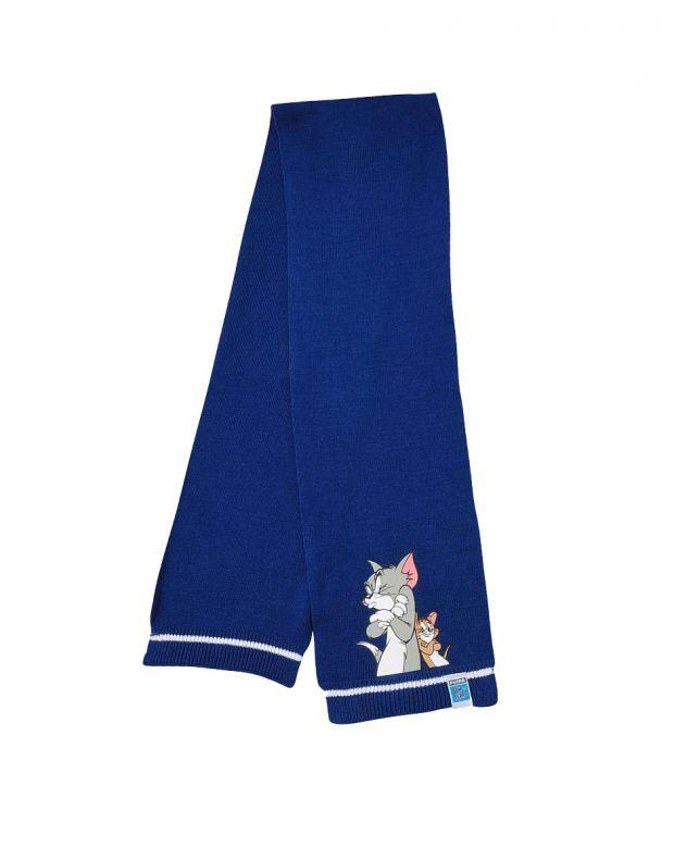 PUMA Tom&Jerry Active Knit Scarf Blue 052805-01