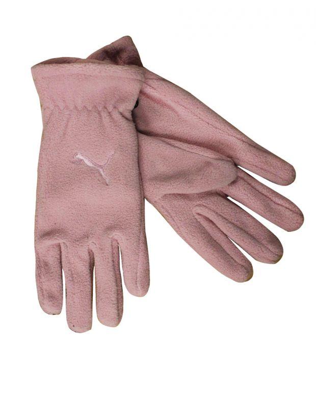 PUMA Fundamentals Fleece Gloves Pink 040861-04