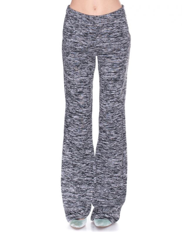 BERSHKA Low Pant Grey - 1