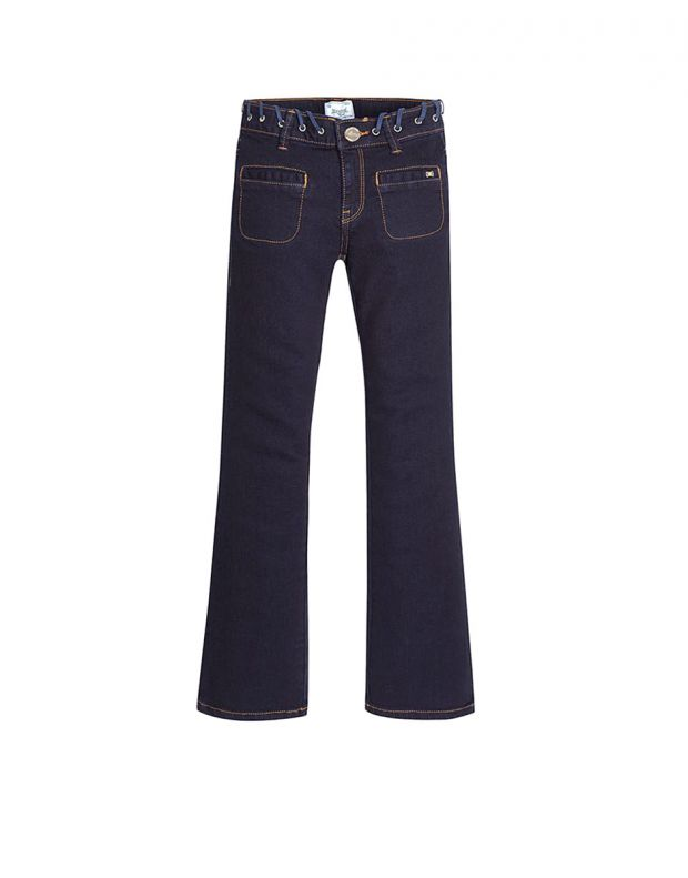 MAYORAL Lace Jeans 7542