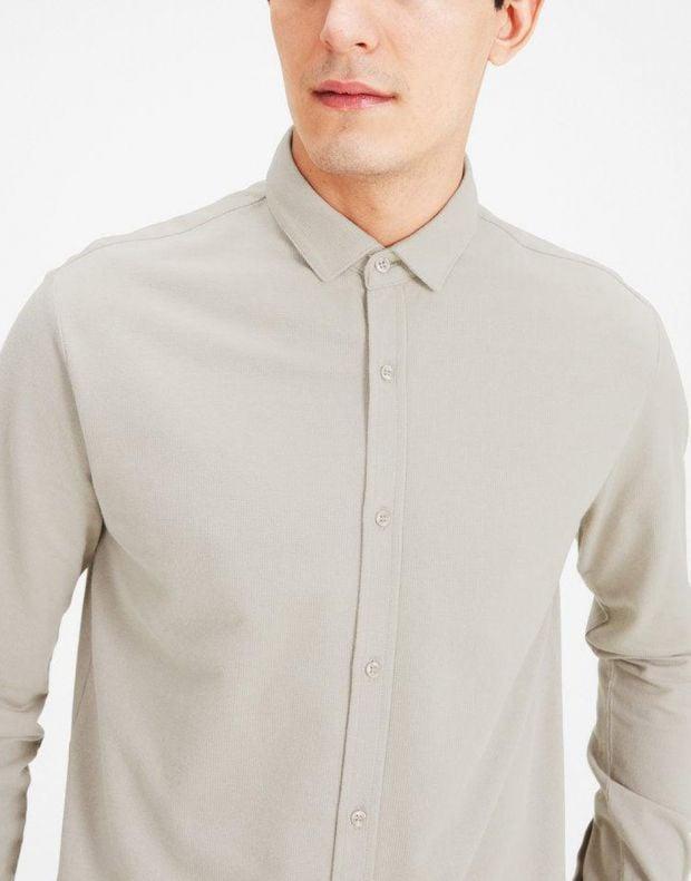 JACK&JONES Jersey Long Sleeved Shirt - 4