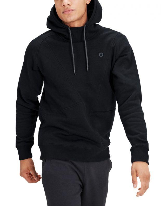 JACK&JONES Detailed Sweatshirt Black - 1