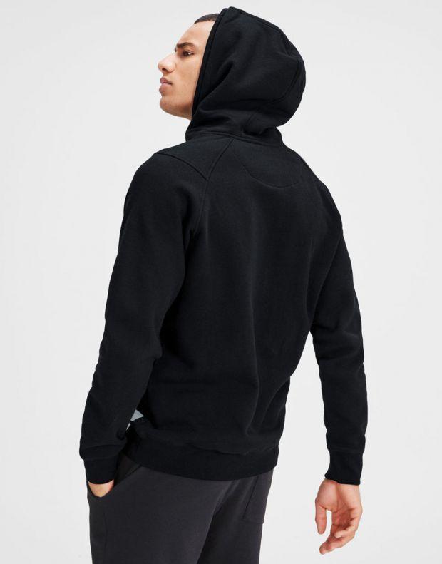 JACK&JONES Detailed Sweatshirt Black - 2