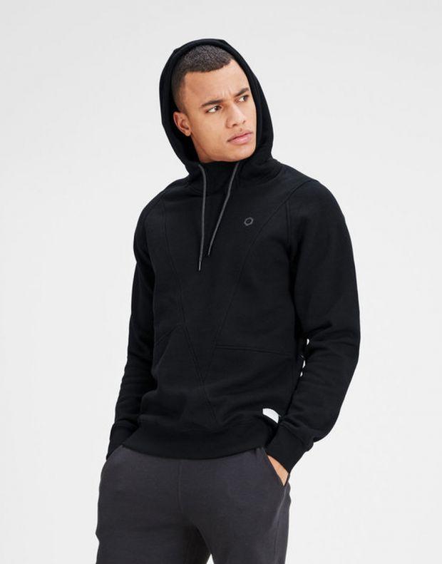 JACK&JONES Detailed Sweatshirt Black - 3