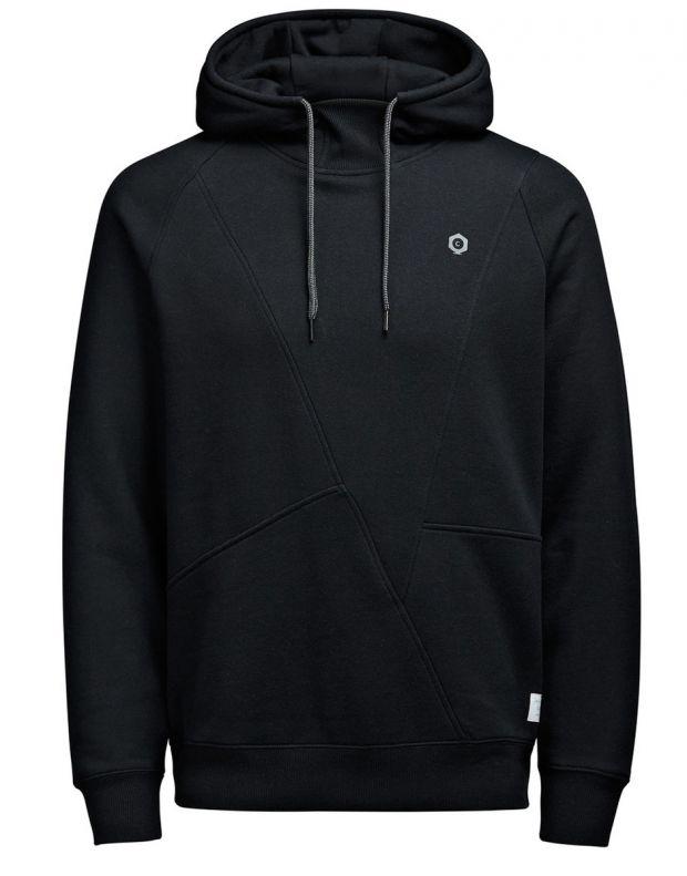 JACK&JONES Detailed Sweatshirt Black - 6