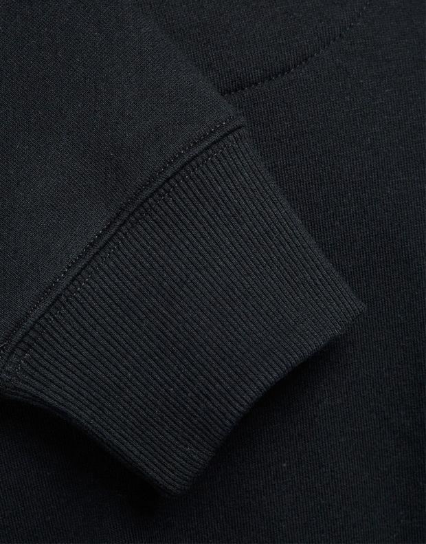 JACK&JONES Detailed Sweatshirt Black - 7