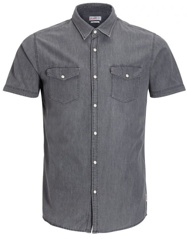 JACK&JONES Casual Denim Shirt - 3