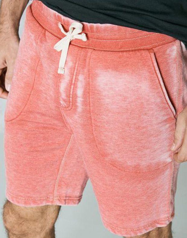 JACK&JONES Vintage Fade Shorts Red - 5