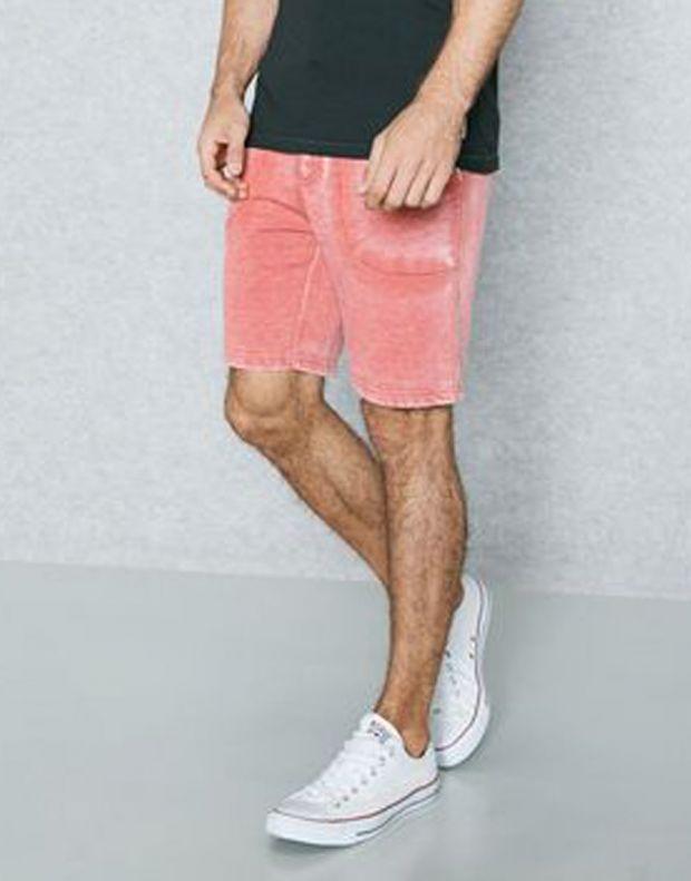 JACK&JONES Vintage Fade Shorts Red - 2