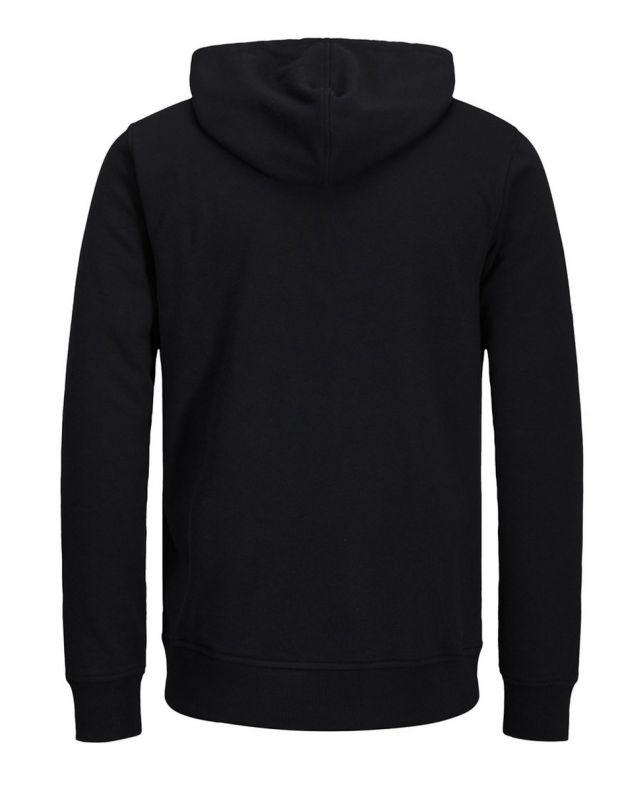 JACK&JONES Print Sweatshirt Black - 5
