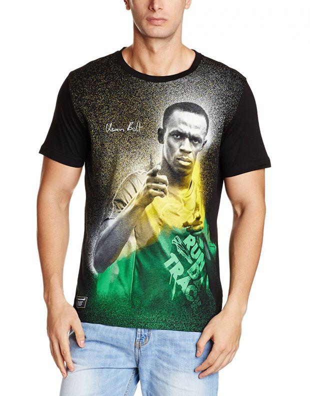 PUMA Usain Bolt Graphic Tee - 838991-01 - 1