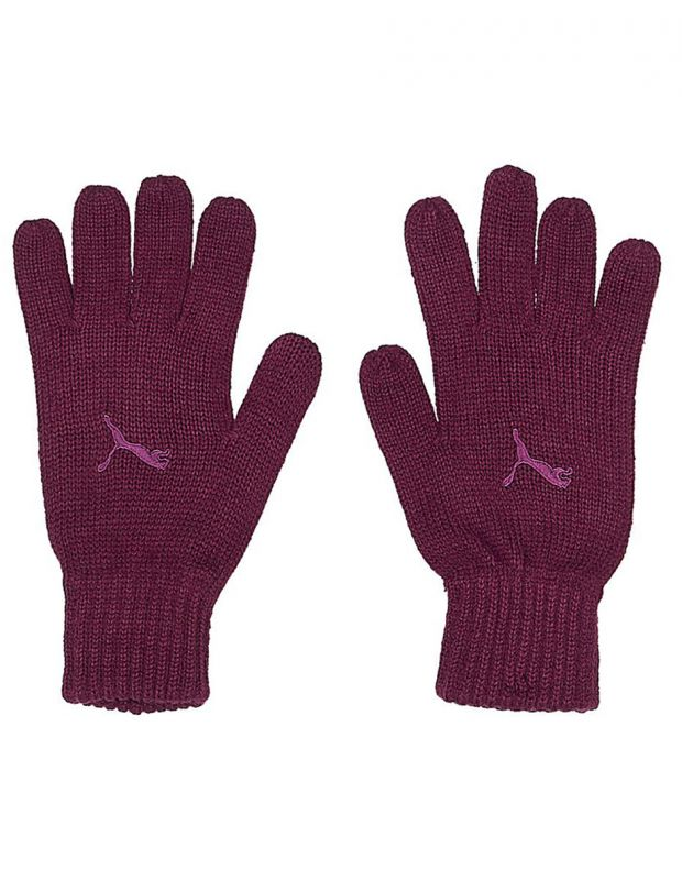 PUMA Gloves Purple