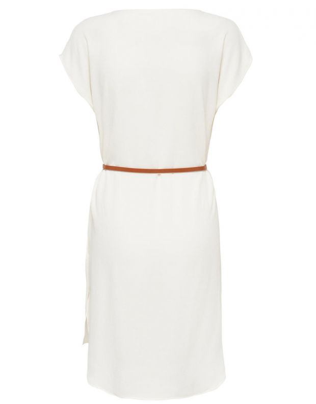 ONLY Classic Tube Dress White - 3