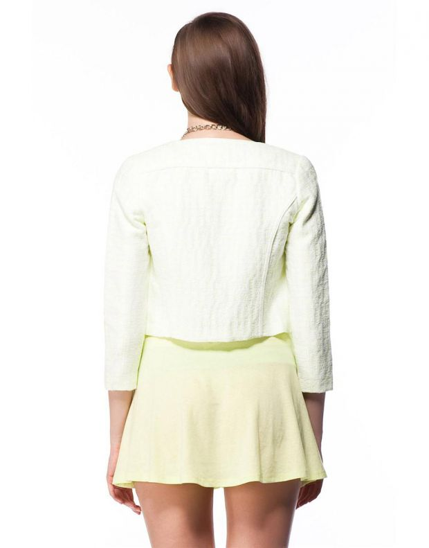 BERSHKA White Jacket - 2