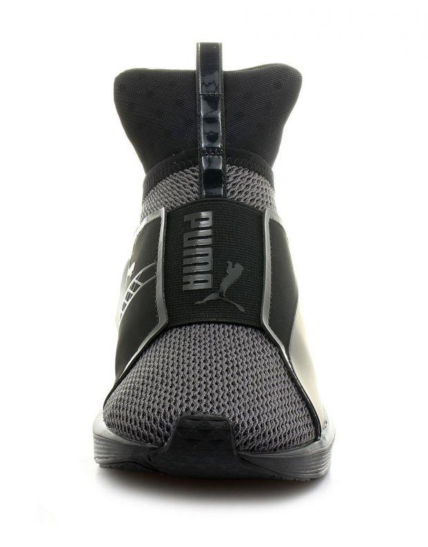 PUMA Fierce Knit Black - 5