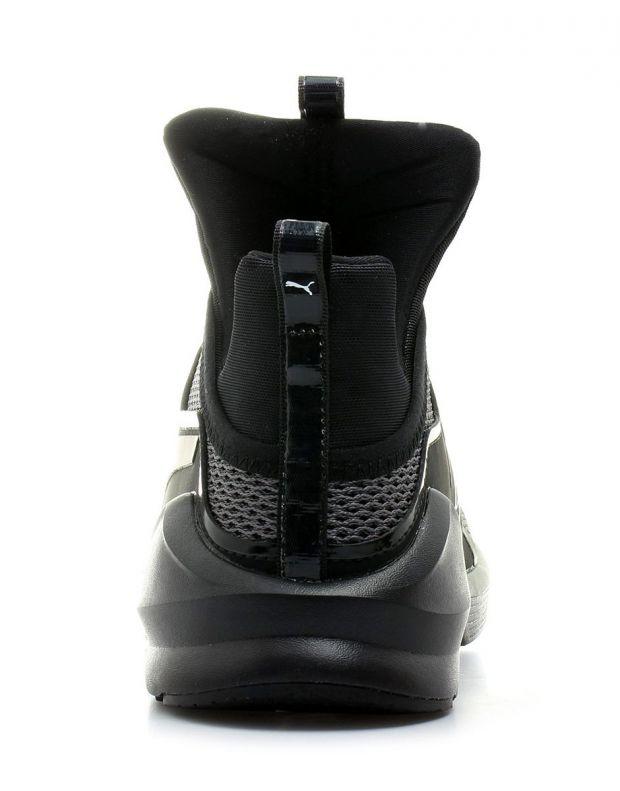 PUMA Fierce Knit Black - 4