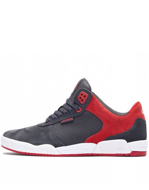 SUPRA Ellington Lo Grey - 1