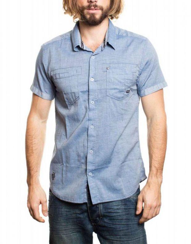 MZGZ Cible Shirt Grey