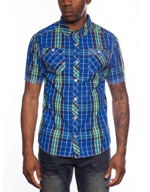MZGZ Cobbe Shirt Green - Cobbe/green - 1